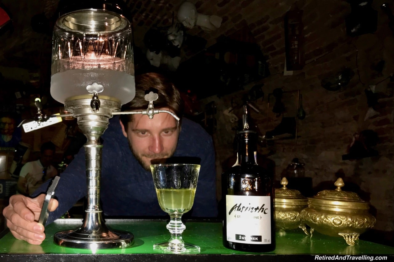 Prague Absinthe Shop