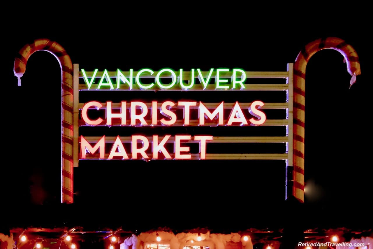 Vancouver Christmas Market Displays #VanChristmas Night - Christmas Holiday Spirit In Vancouver.jpg