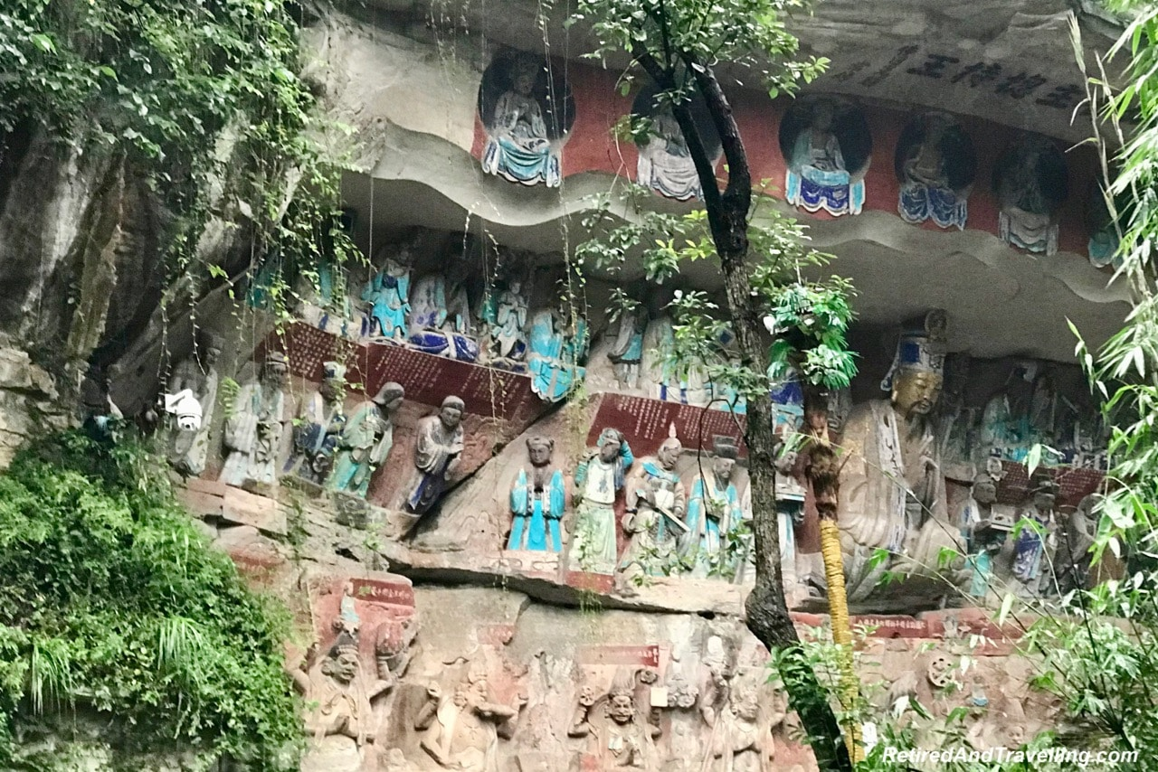 First View - We Visited The Dazu Stone Carvings.jpg