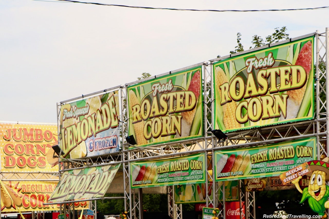 Toronto CNE Food Booths - Look Back At Travel In 2018.jpg