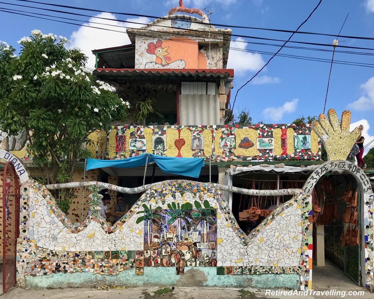 Fusterlandia Tile Art - First Visit To Colourful Havana.jpg