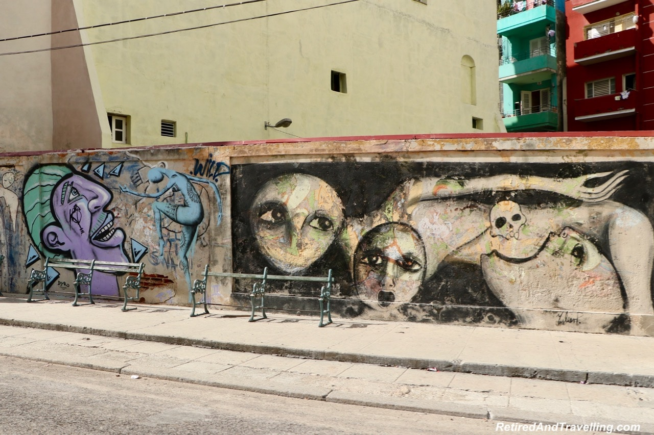 Havana Old Town Street Art - First Visit To Colourful Havana.jpg