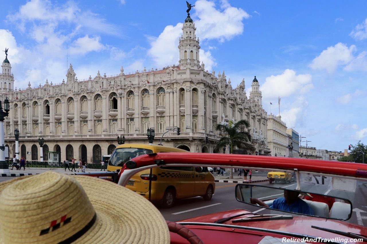 Havana Old Town Streets