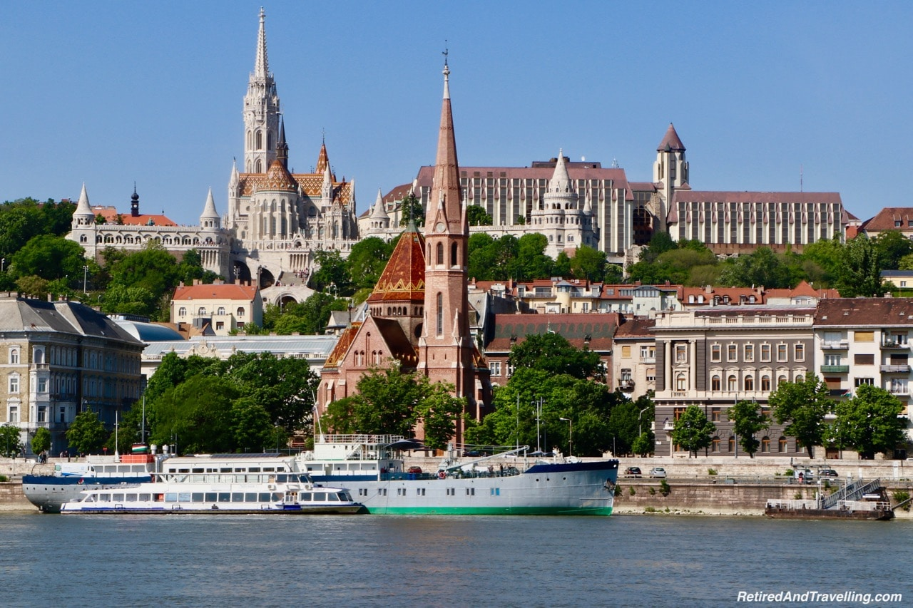 Matthias Cathedral Budapest Castle - Look Back At Travel In 2018.jpg