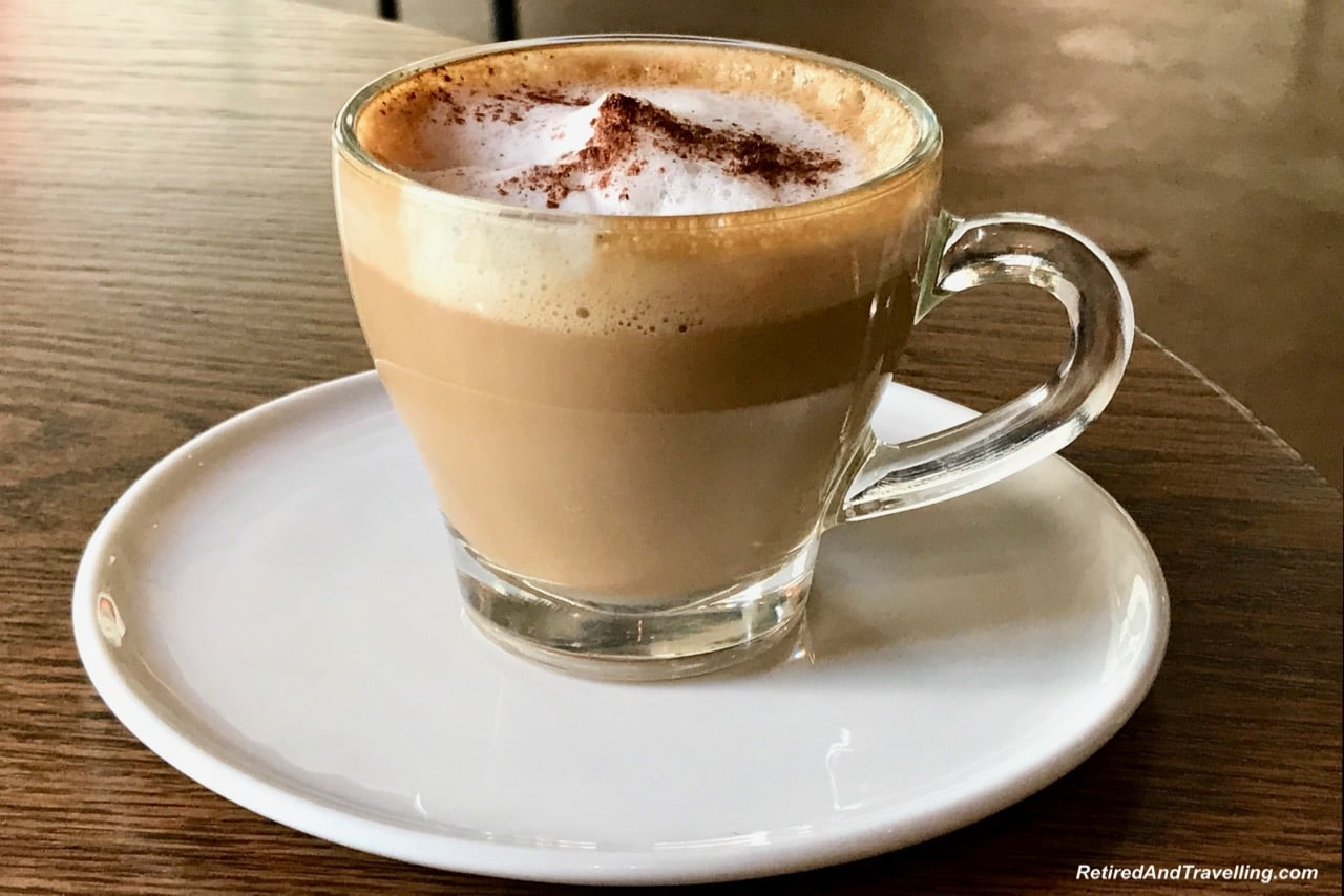 Cappuccino Coffee - We Ate And Drank Our Way Through 2018.jpg