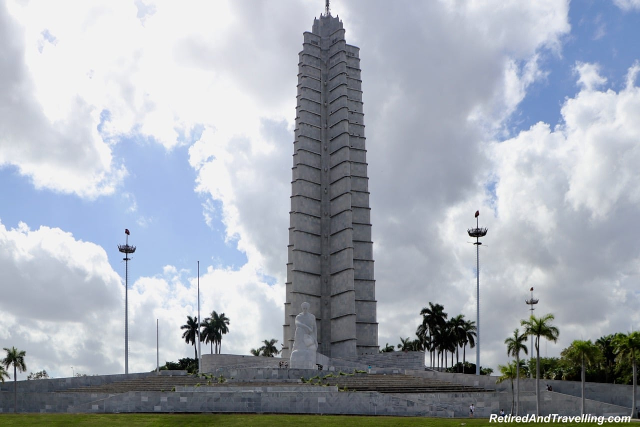 Jose Marti Memorial Revolution Square - First Visit To Colourful Havana.jpg