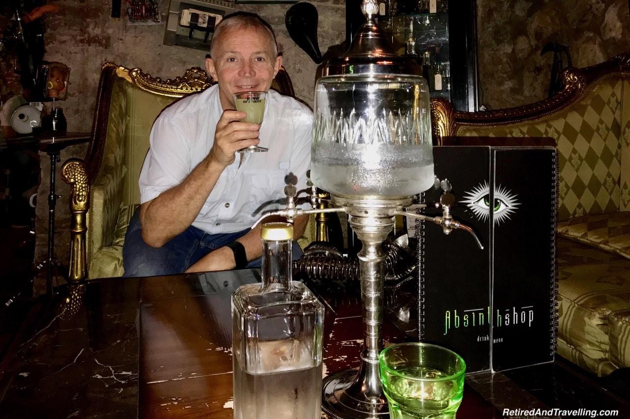 Prague Absinthe Tasting - Favourite Travel Blog Posts RetiredAndTravelling.jpg