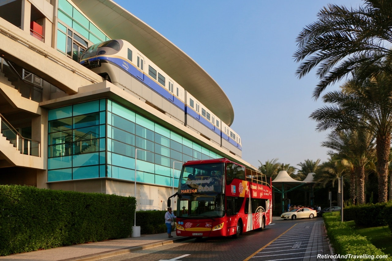 Dubai Trains and Buses - Tips For Visiting Dubai.jpg