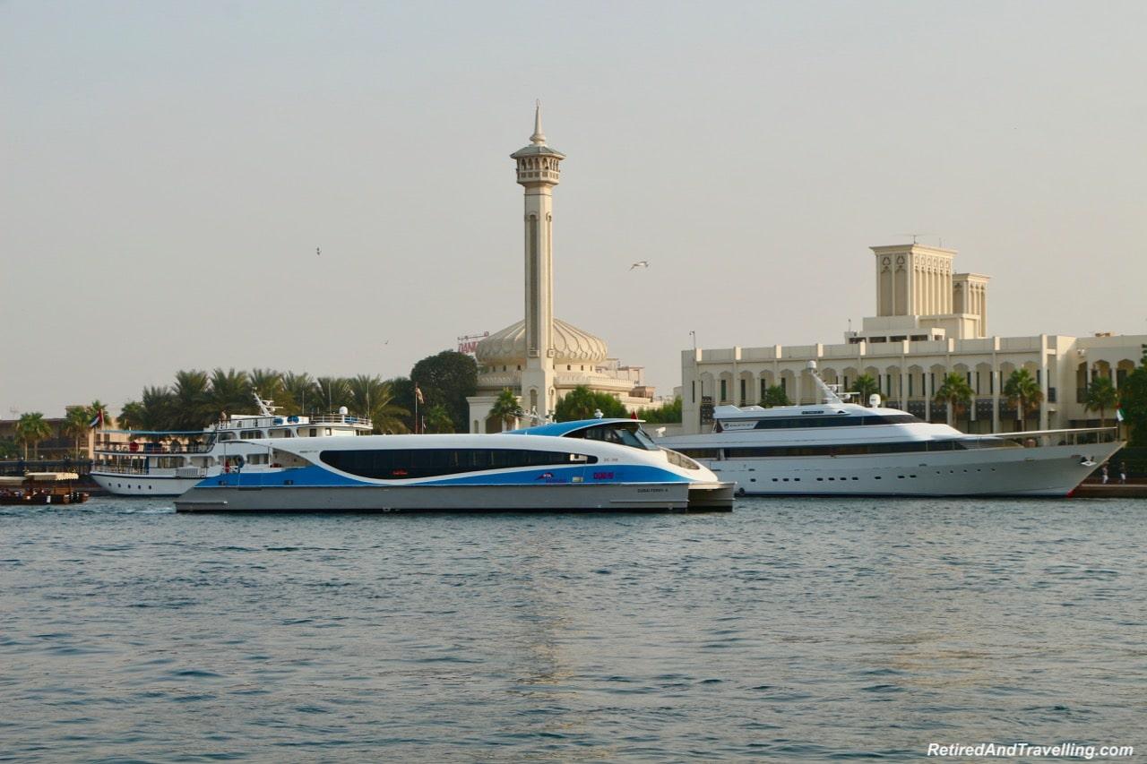 Dubai Water Ferries - Tips For Visiting Dubai.jpg