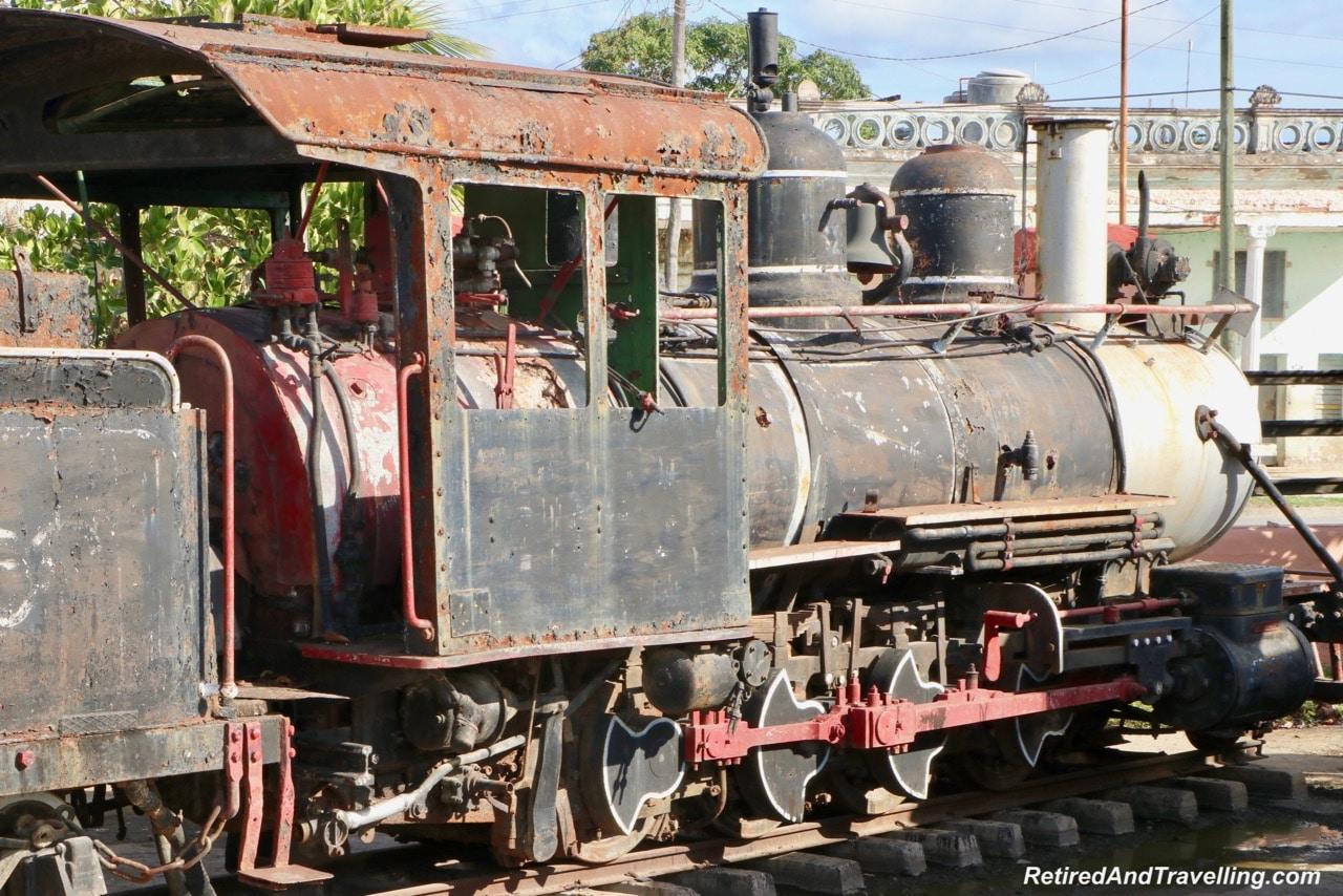 Parque Locomotoras Cienfuegos - Cruise Stops In Santiago de Cuba and Cienfuegos.jpg