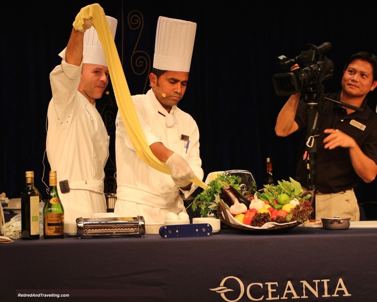 Oceania Cruises Insignia Cooking Demo - Cruise To Cuba For The Holidays.jpg