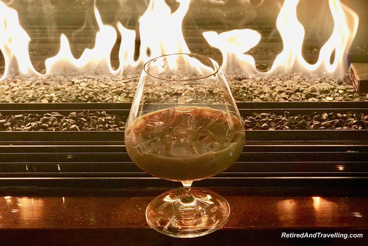 Maison Boulud Restaurant Fireplace Night Cap Drink.jpg