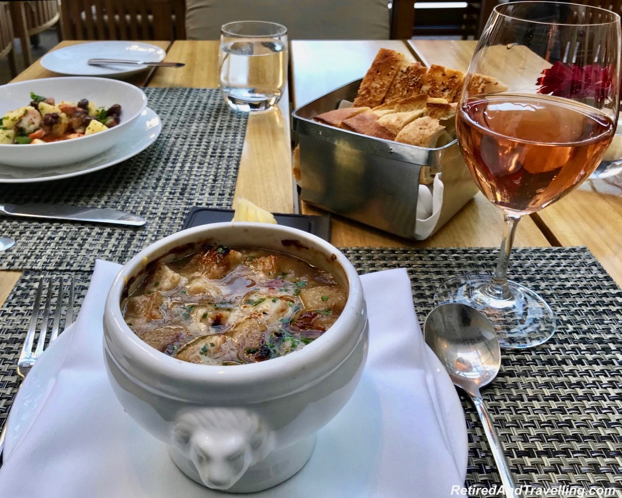 Maison Boulud Restaurant Food Oxtail Onion Soup - Luxury Getaway At Ritz-Carlton Montreal.jpg