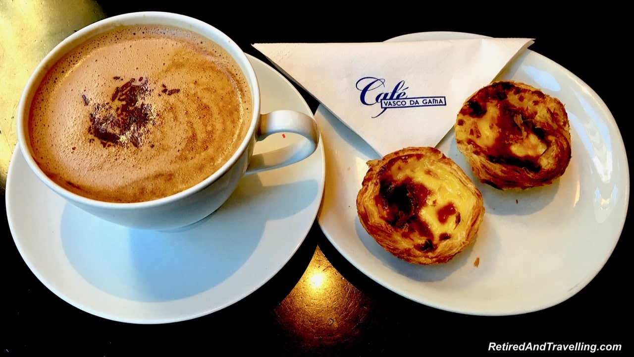 Cafe Vasco da Gamma Portuguese Tarts - Luxury Getaway At Ritz-Carlton Montreal.jpg