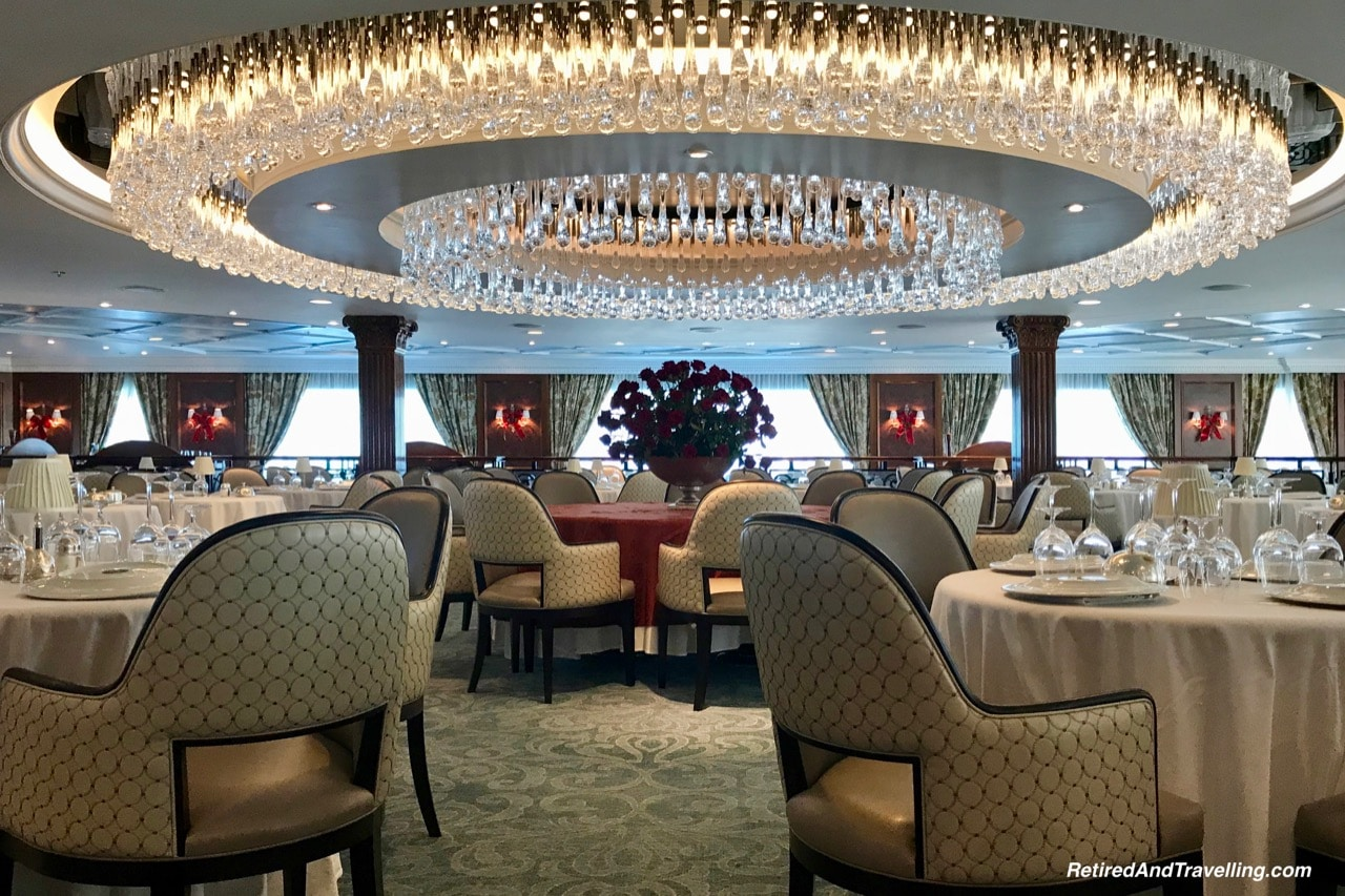 Oceania Cruises Insignia Renovated Grand Dining Room - Cruise To Cuba For The Holidays.jpg