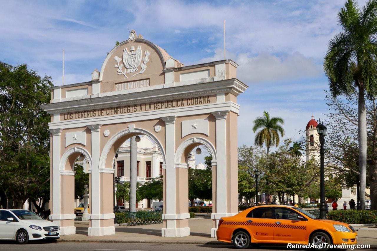 Jose Marti Square Cienfuegos - Cruise Stops In Santiago de Cuba and Cienfuegos.jpg