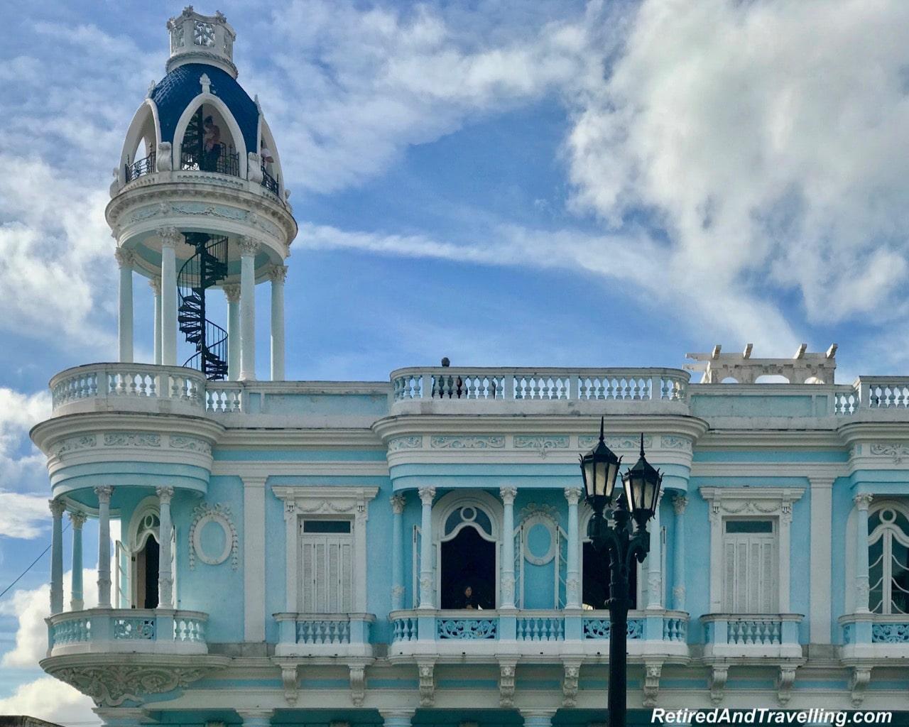 Palacio Ferrer Jose Marti Square Cienfuegos - Cruise Stops In Santiago de Cuba and Cienfuegos.jpg