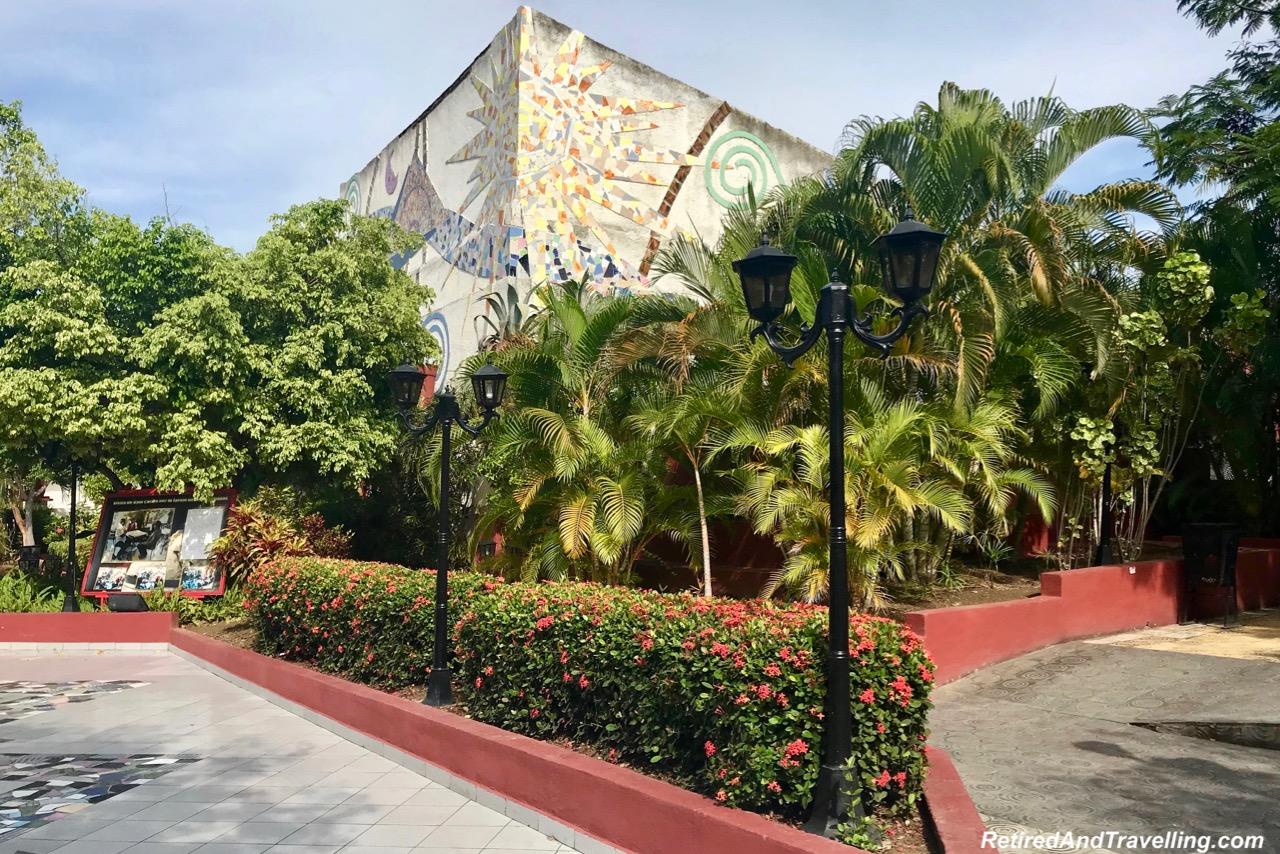 Jardin de las Enramadas Enramadas Walking Street Santiago de Cuba - Cruise Stops In Santiago de Cuba and Cienfuegos.jpg