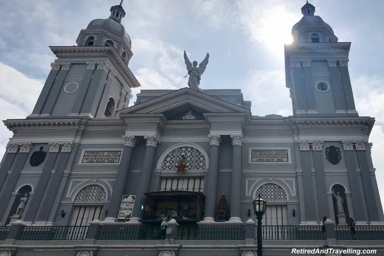 Jose Maria Heredia Cathedral Santiago de Cuba - Cruise Stops In Santiago de Cuba and Cienfuegos.jpg