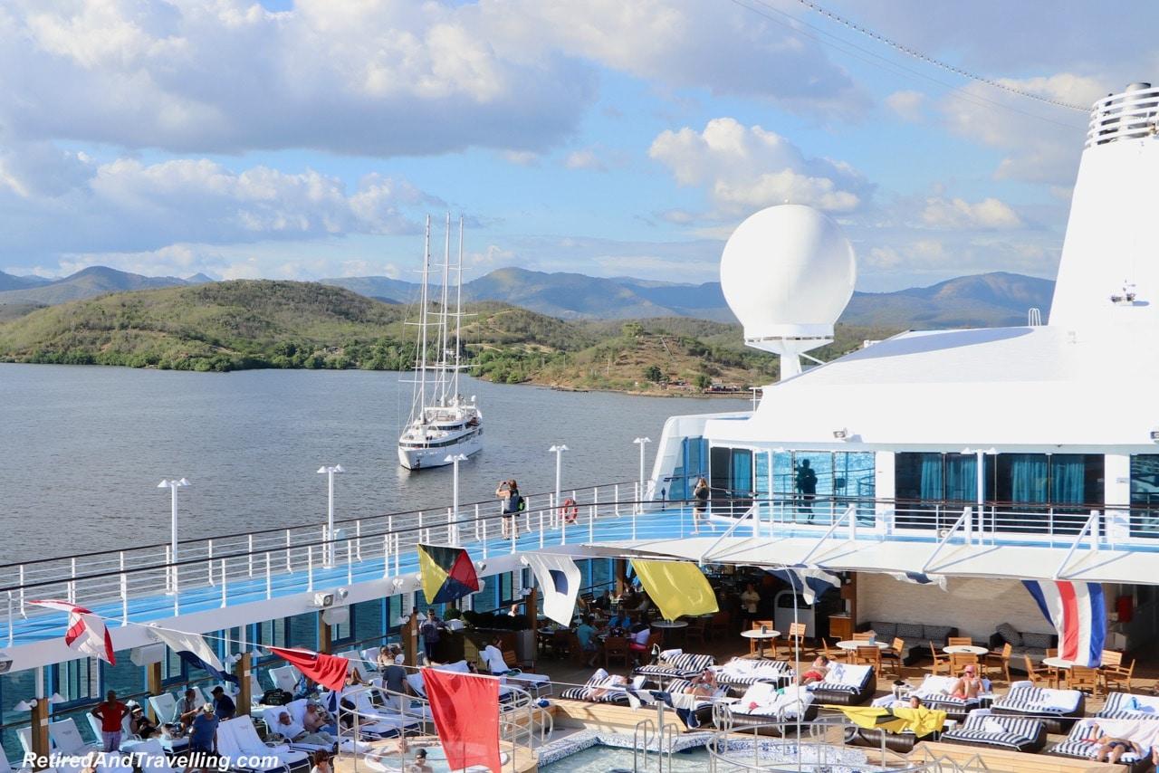Cruising Out of Santiago de Cuba - Cruise Stops In Santiago de Cuba and Cienfuegos.jpg