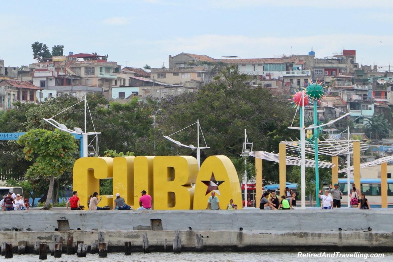 Cuba Sign Santiago Port - Cruise Stops In Santiago de Cuba and Cienfuegos.jpg