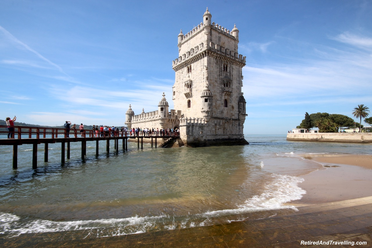 Lisbon Portugal Belem Tower - travel destinations for 2019.jpg