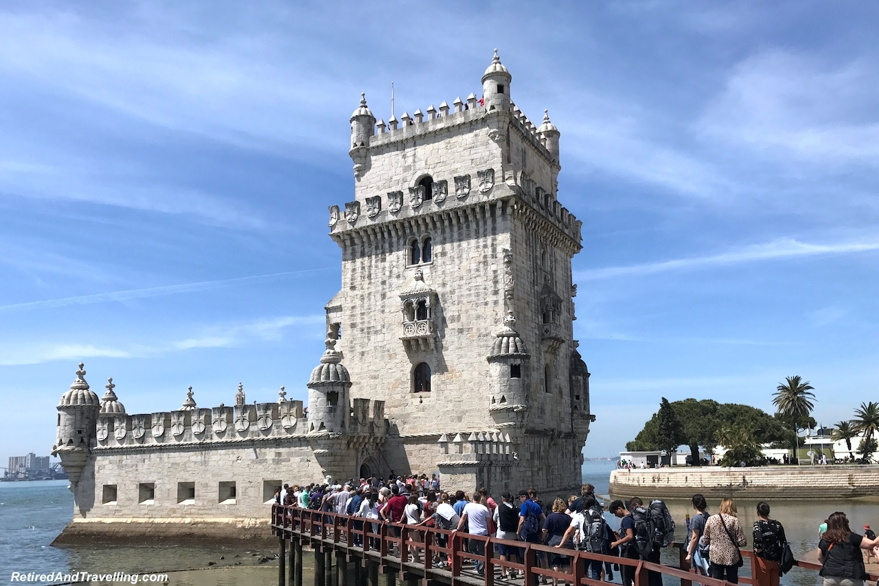 Belem Tower Lisbon - 4 Weeks In Portugal.jpg