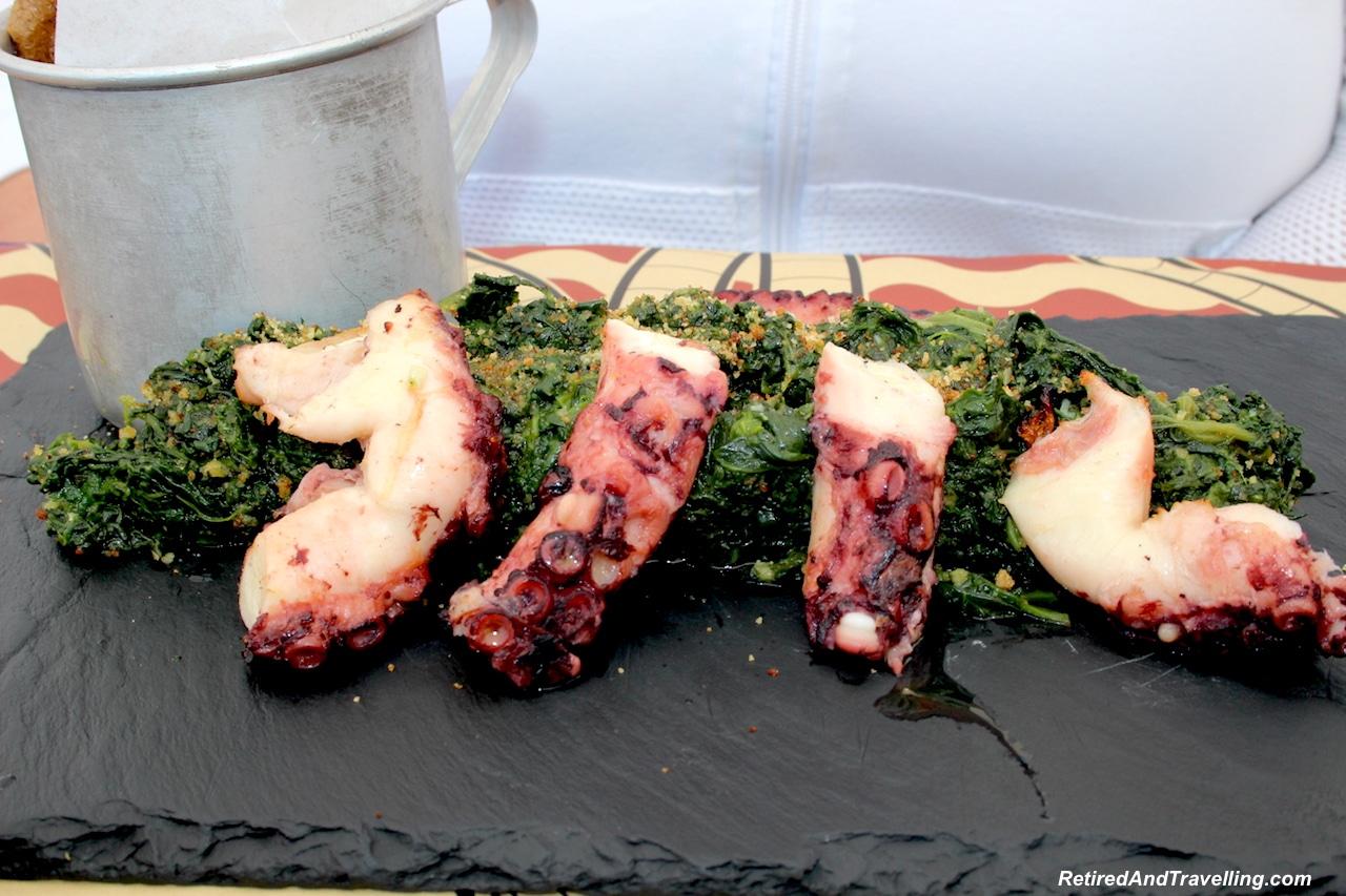 Lisbon Octopus Polpo Food and Drink Portugal - 4 Weeks In Portugal.jpg