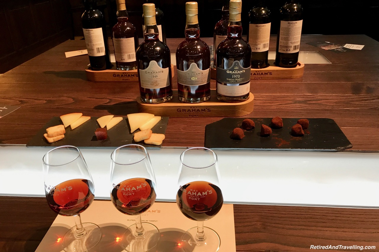 Grahams Port Lodge Port and chocolate Porto Food and Drink Portugal - 4 Weeks In Portugal.jpg