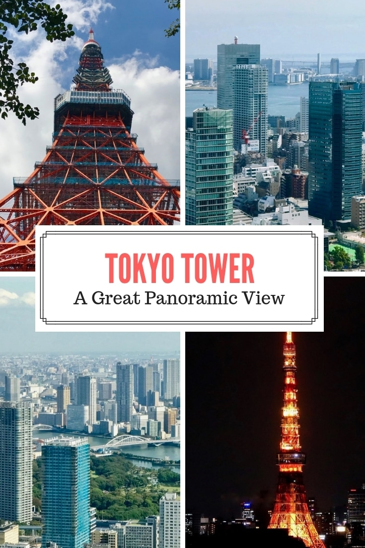 Panoramic View From The Tokyo Tower.jpg