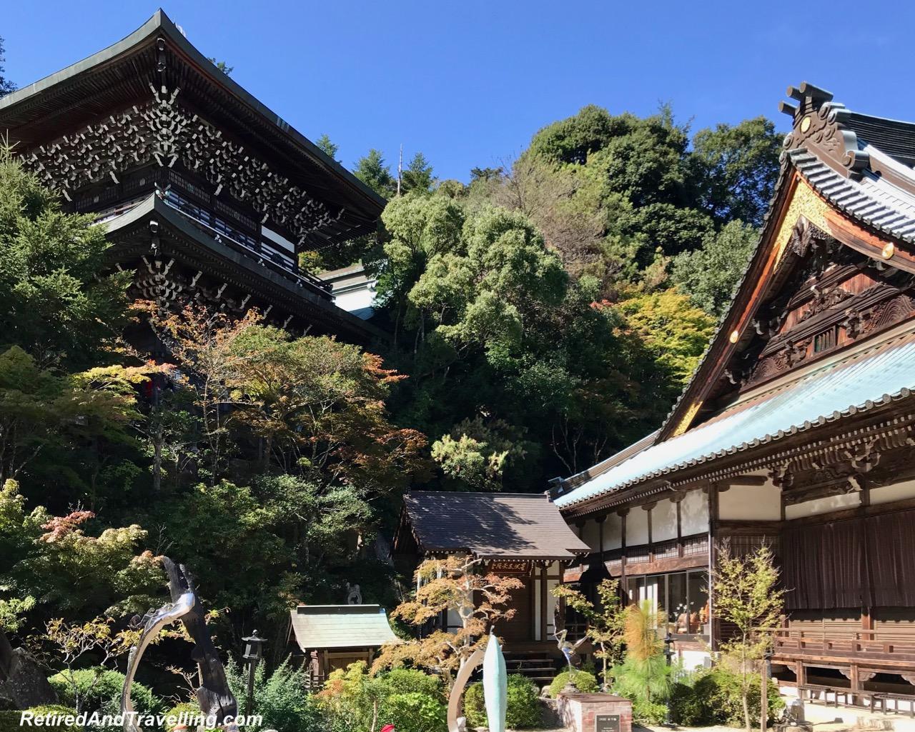 Maniden Hall and the Daishi-do Hall Daishoin Temple - Miyajima Island When In Hiroshima.jpg
