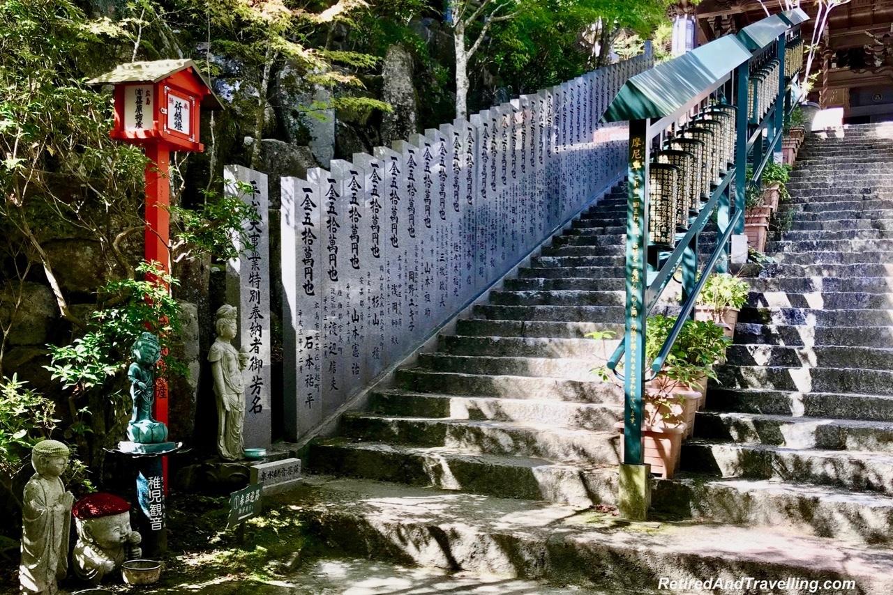 Daishoin Temple Stairs - Miyajima Island When In Hiroshima.jpg
