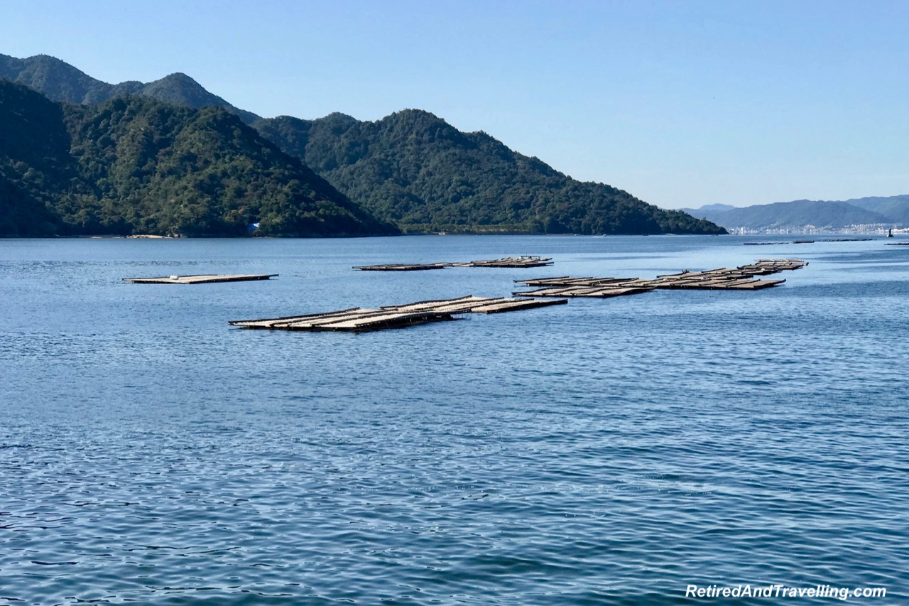 Miyajima Island Ferry Oyster Beds.jpg