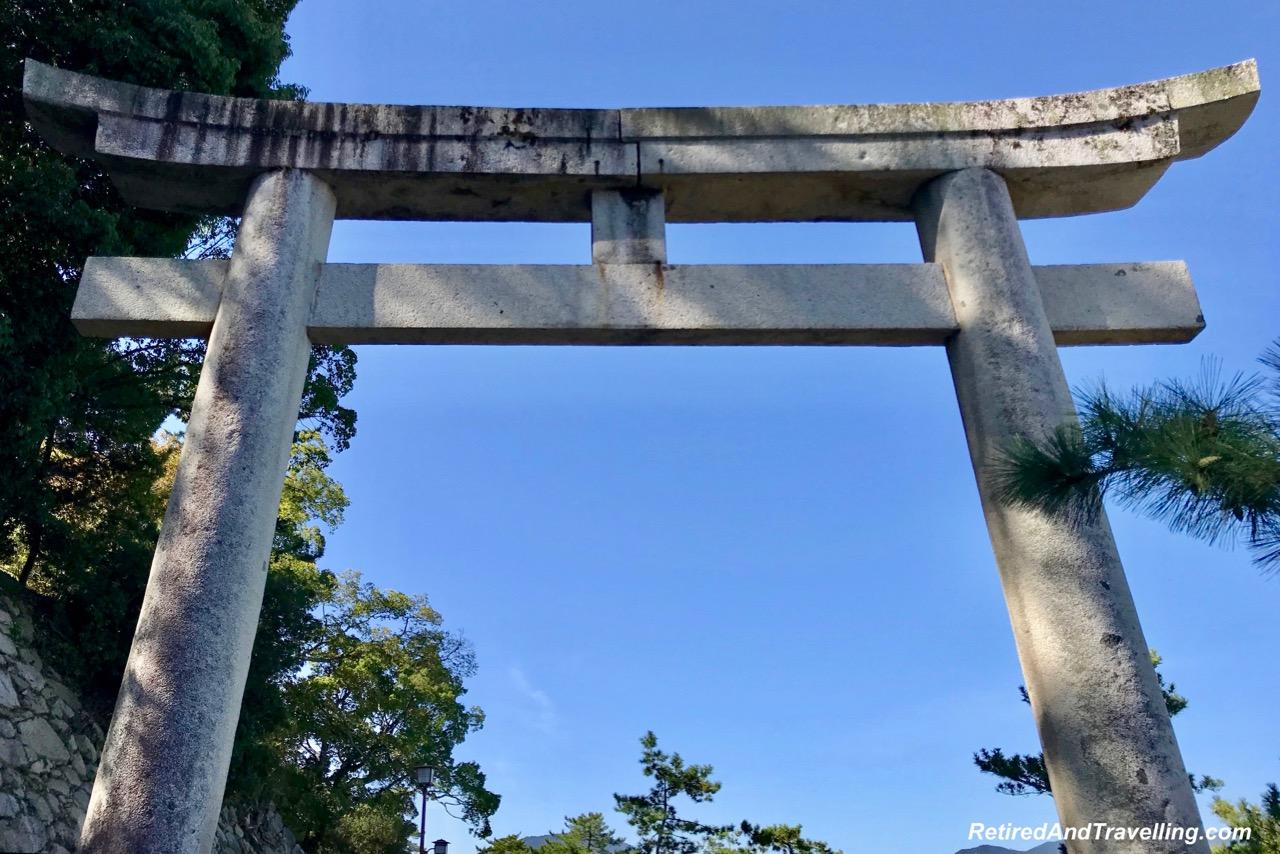 O-Torii Gate Itsukushima Shrine - Miyajima Island When In Hiroshima.jpg
