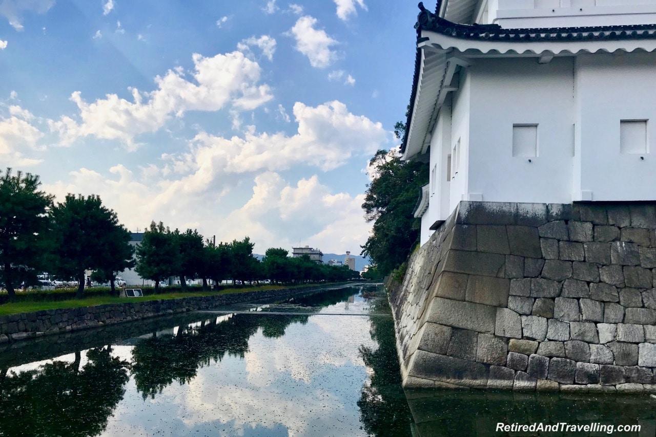Nijo-Jo Castle Moat - Beautiful sights of Kyoto.jpg