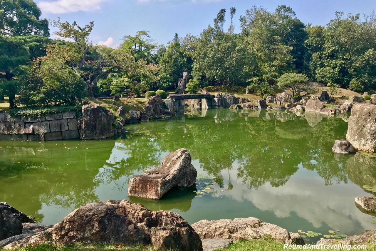 Ninomaru Garden Nijo-Jo Castle - Beautiful sights of Kyoto.jpg