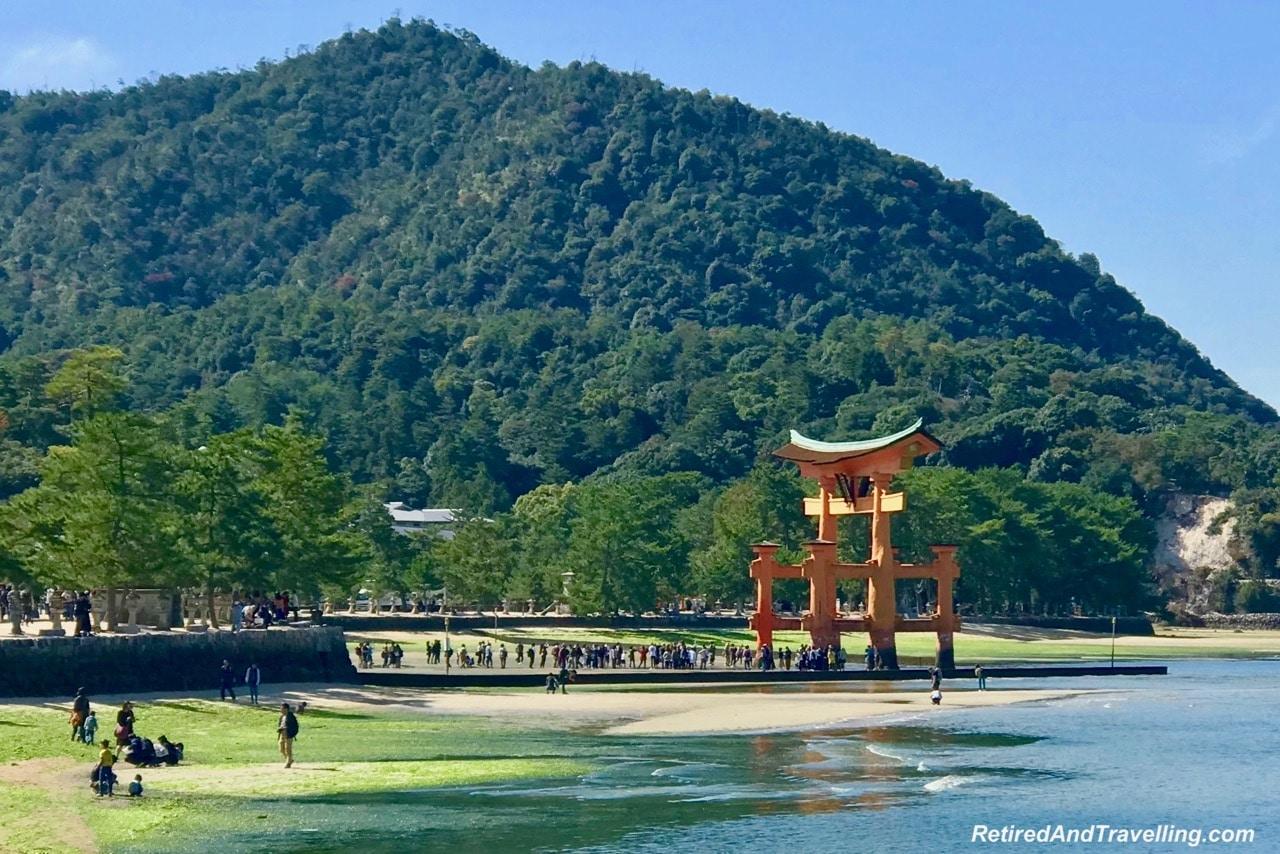 O-torii Gate Low Tide - Miyajima Island When In Hiroshima.jpg