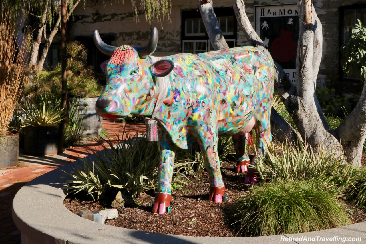 Harmony San Luis Obispo Cow Parade - California Coast Around Cambria.jpg