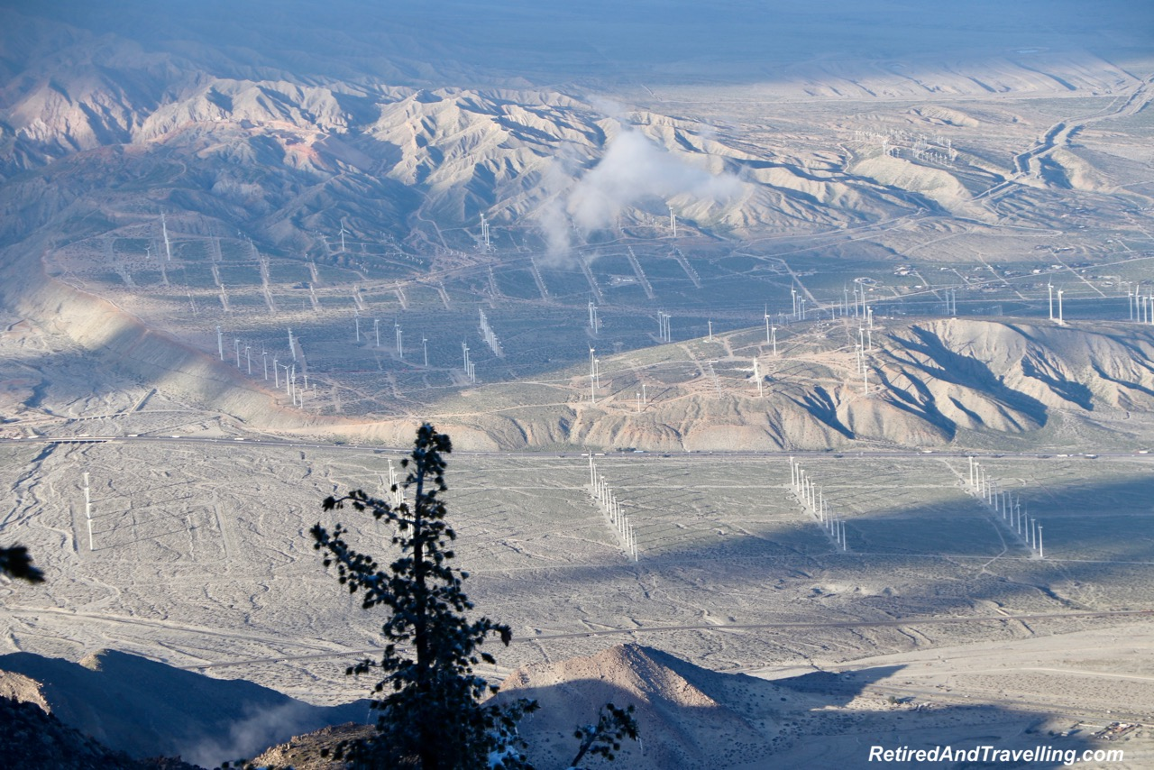 Palm Springs Aerial Tram View From Top - Panoramic Views Above Palm Desert.jpg