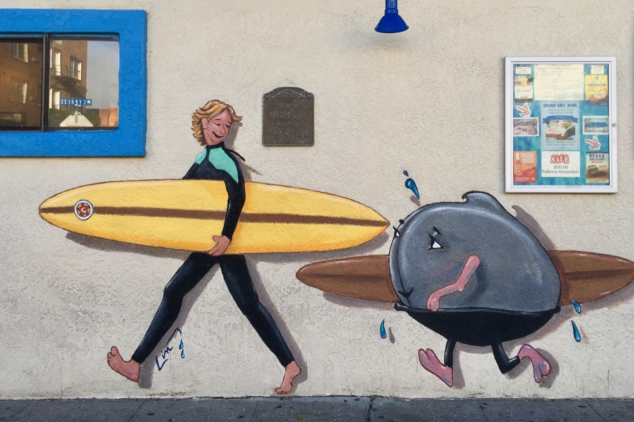 Pismo Beach Murals - California Coast Around Cambria.jpg