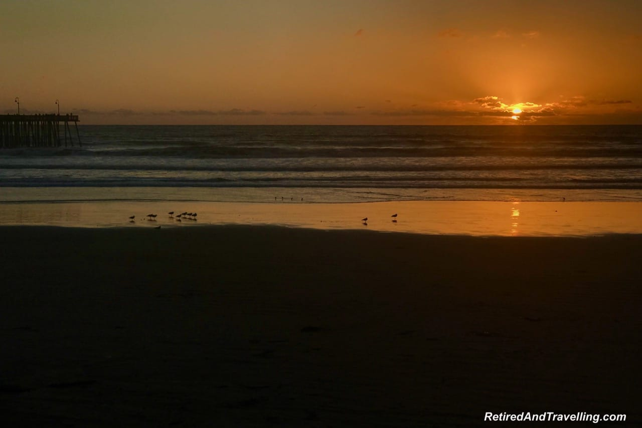 Pismo Beach Sunset - California Coast Around Cambria.jpg