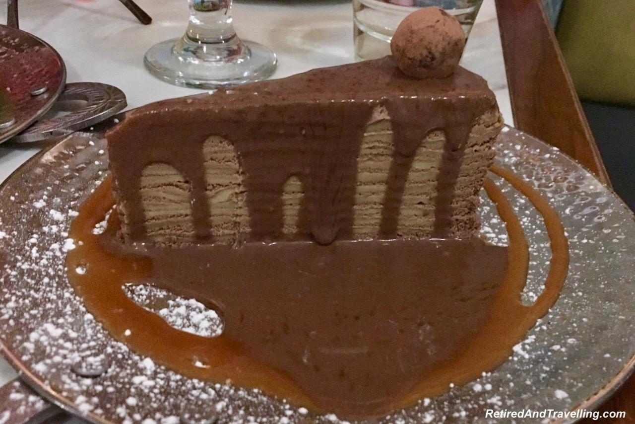 Cafe 21 Bar Dessert Food & Drink - Stay In San Diego.jpg