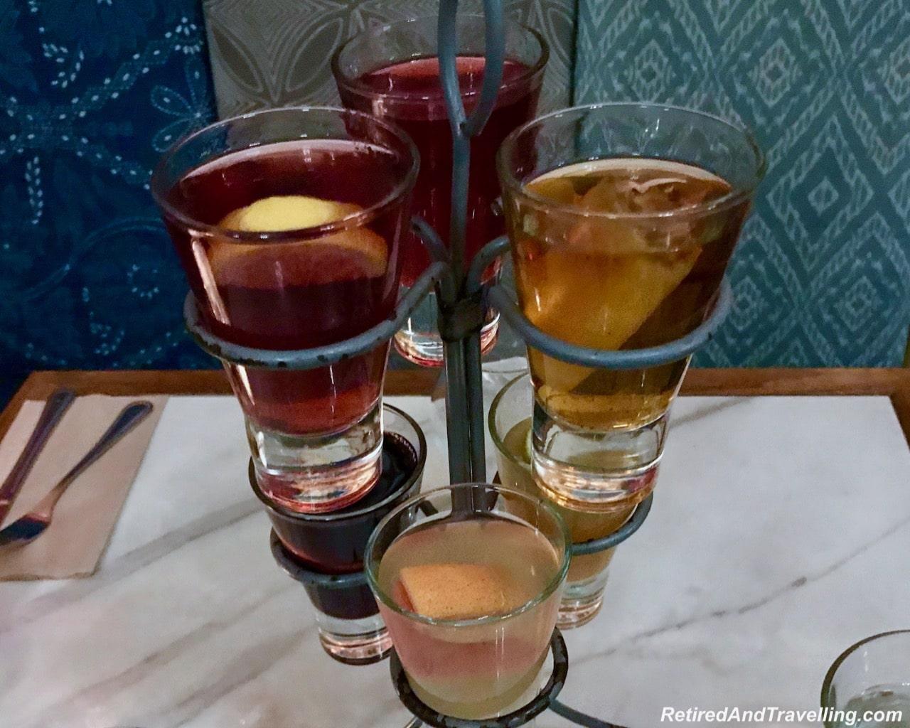 Cafe 21 Bar Sangria Food & Drink - Stay In San Diego.jpg
