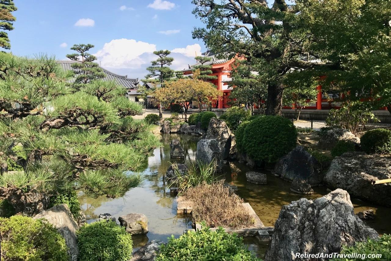 Sanjusangen-do Temple Gardens - Beautiful sights of Kyoto.jpg
