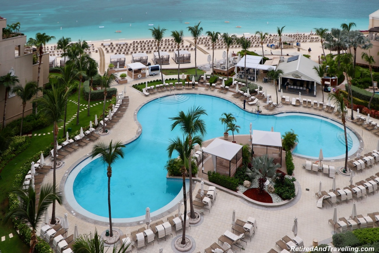 Ocean Beach Pool - Stay At Ritz-Carlton Grand Cayman.jpg