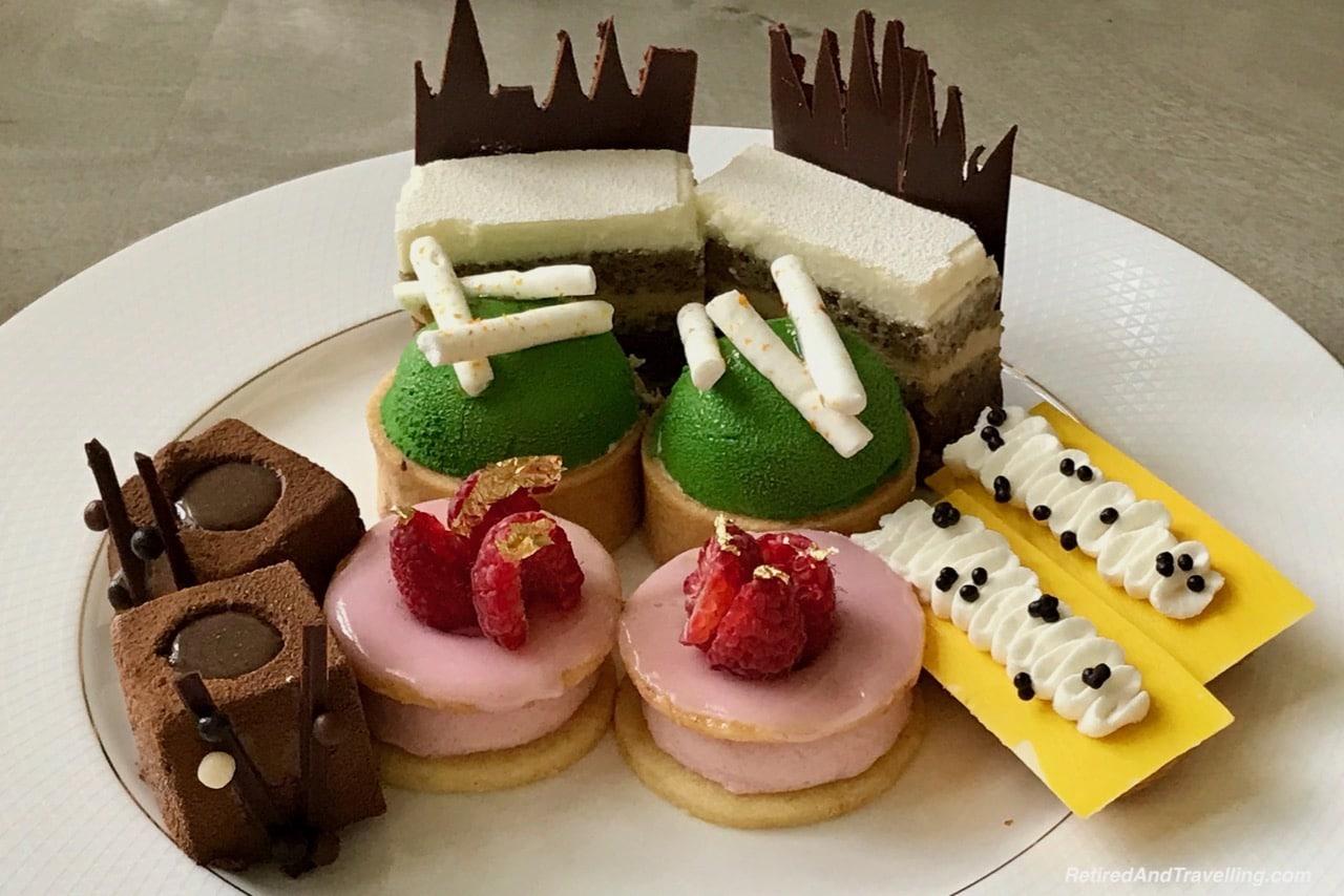 Sweet Treats - Afternoon Tea At Ritz-Carlton Grand Cayman.jpg