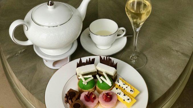 Afternoon Tea At Ritz-Carlton Grand Cayman.jpg