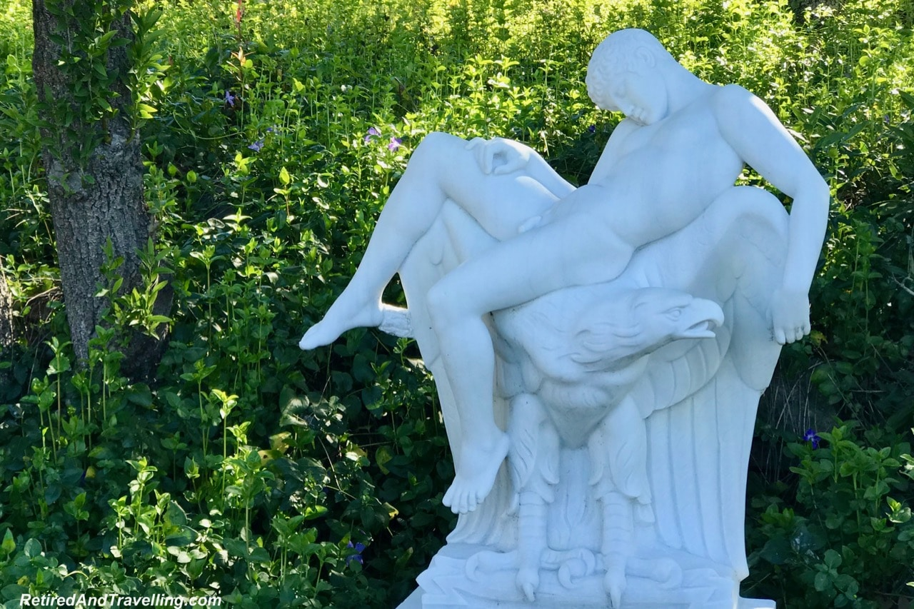 Hearst Castle Grounds Statues.jpg