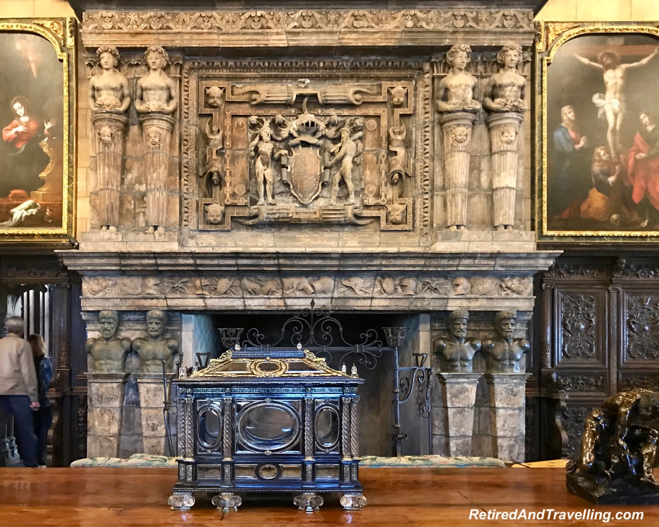 Assembly Room Hearst Casa Grande Inside - Visit The Hearst Castle For Eclectic Sights.jpg
