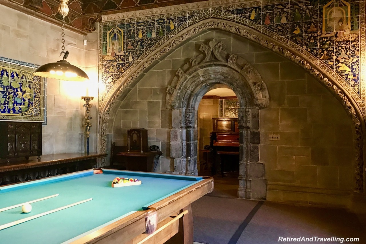 Billiard Room Hearst Casa Grande Inside - Visit The Hearst Castle For Eclectic Sights.jpg